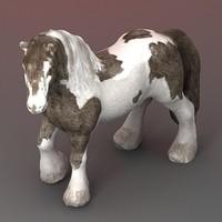 tinker stallion 3d max