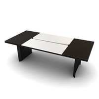 meeting table 3d model
