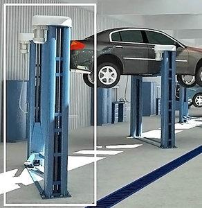 car elevator 3d model