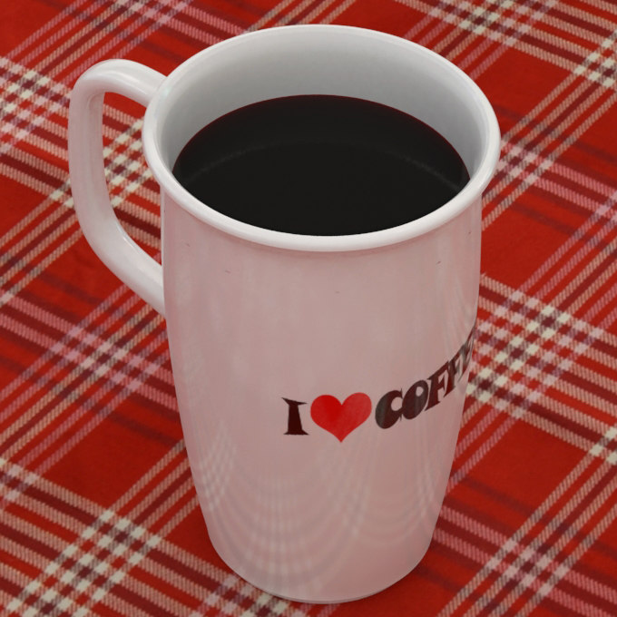 coffee cup max