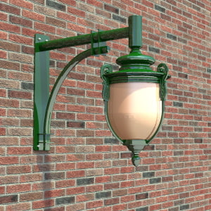 wall light 3d model
