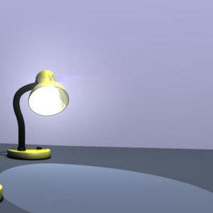 light obj