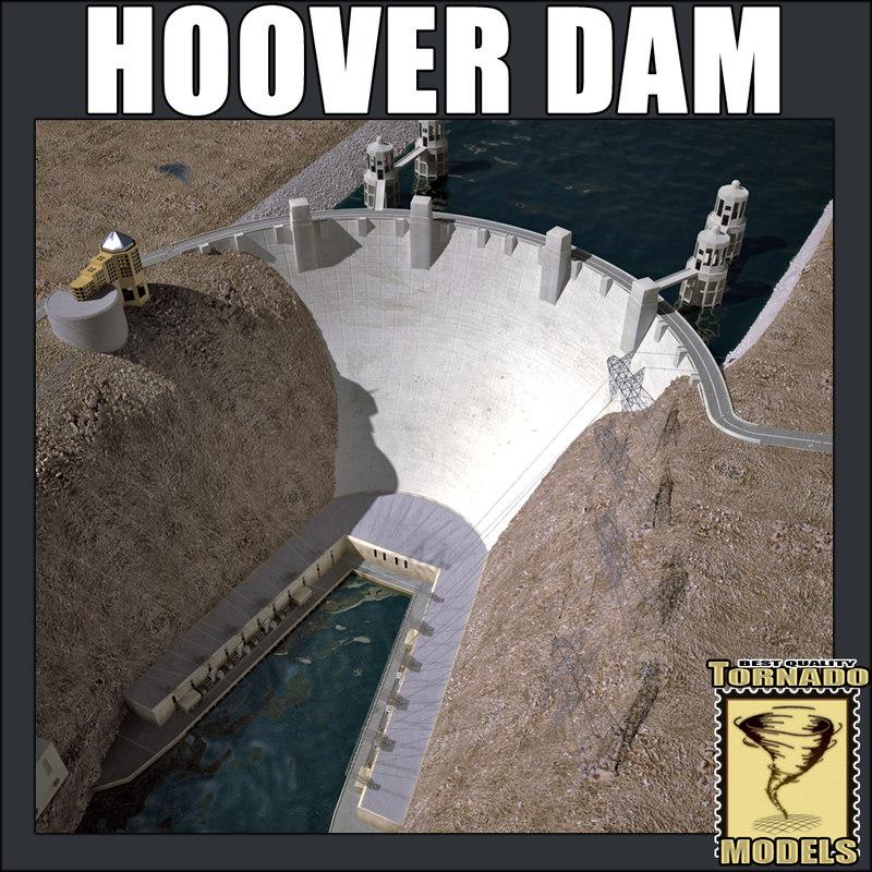 hoover dam max
