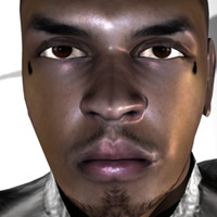 elray da don 3d model