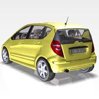 car r 3d model