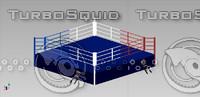 box ring 6 3d max
