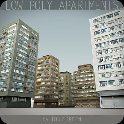 3d apartments