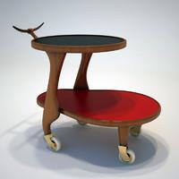 retro table max