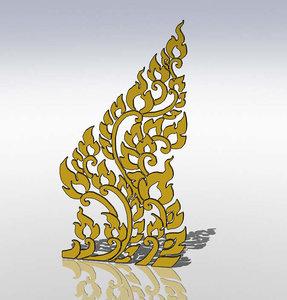maya thai leaf