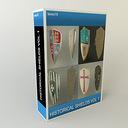 historical shields vol 1