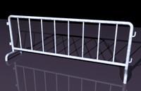 3dsmax iron fence