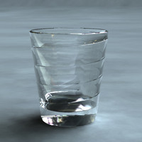 glass geometry 3d model
