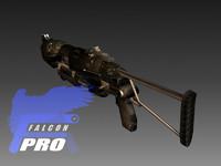 shotgun riffle 2020 3d model