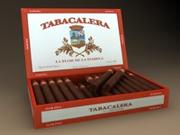 Cigar box tabacalera