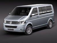 Volkswagen Multivan Caravelle T5 FL