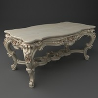 Elegant Baroque Table