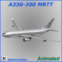Airbus A330 MRTT 3D models