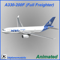Airbus A330-200F MNG Cargo