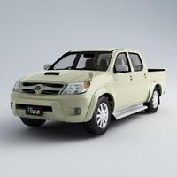 Toyota Vigo dcab