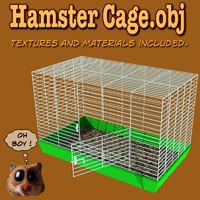 HamsterCage.obj