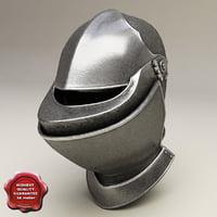 Medieval helmet V2