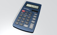 ManTech 3000 Calculator