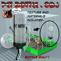 Pet water Bottle.obj