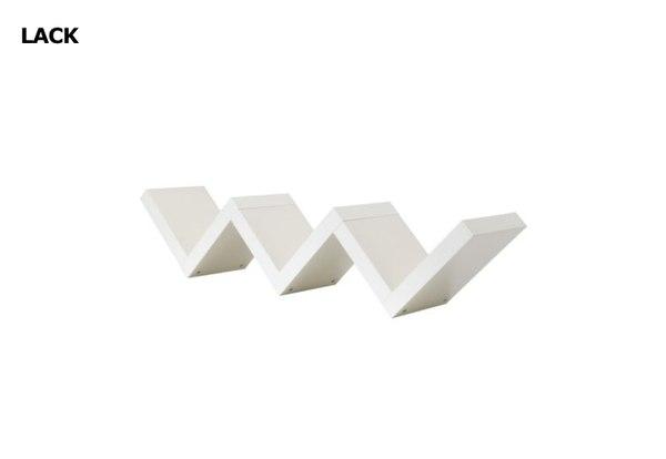 free shelf lack ikea 3d model
