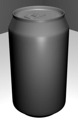 tin 3d model