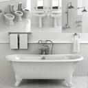 Classical Bathroom Set