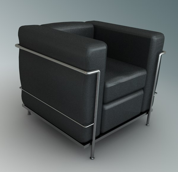free c4d mode chair