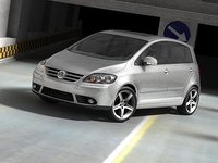volkswagen golf 3d model