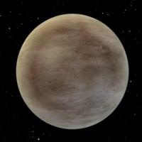 mercury planet 3d model