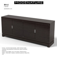Modenature ba-li Sideboard
