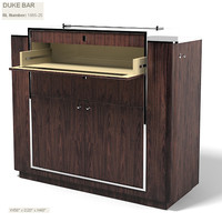 Ralph Lauren Duke Home Bar