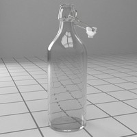 bottle stopper 3d model