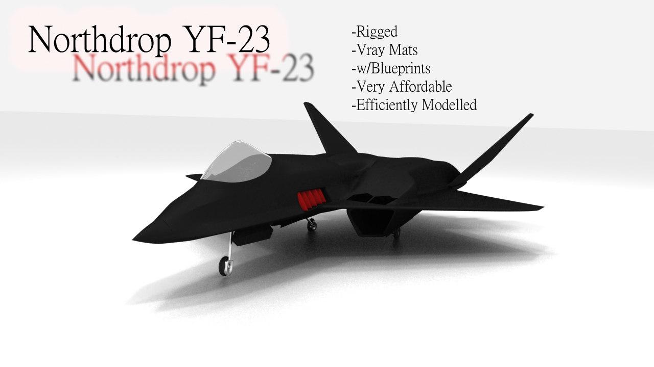 rigged landing gears 3d model