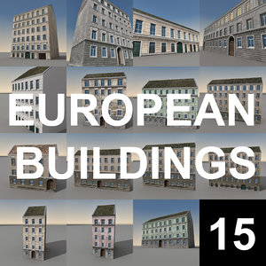 european buildings europe max