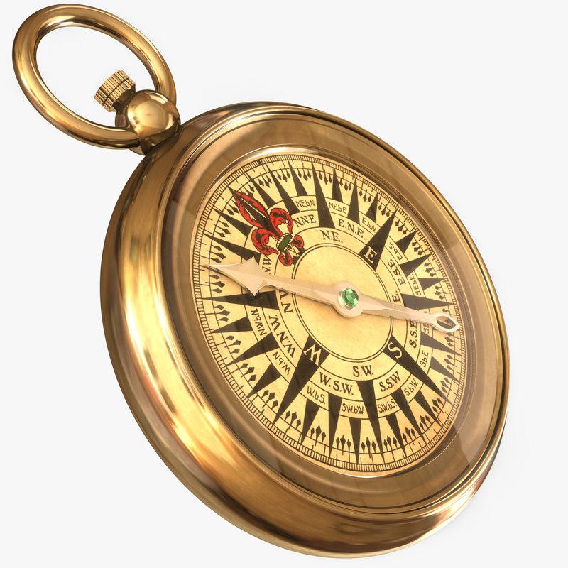compass 3d c4d