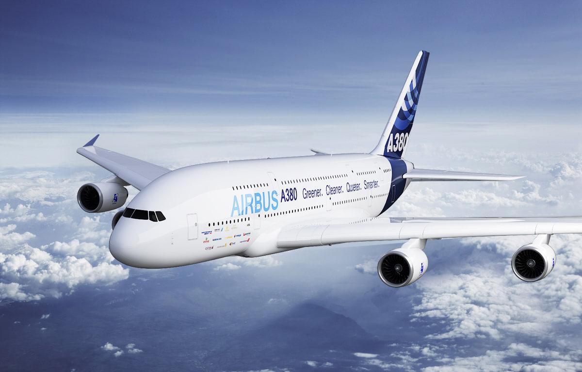 airbus a380 max