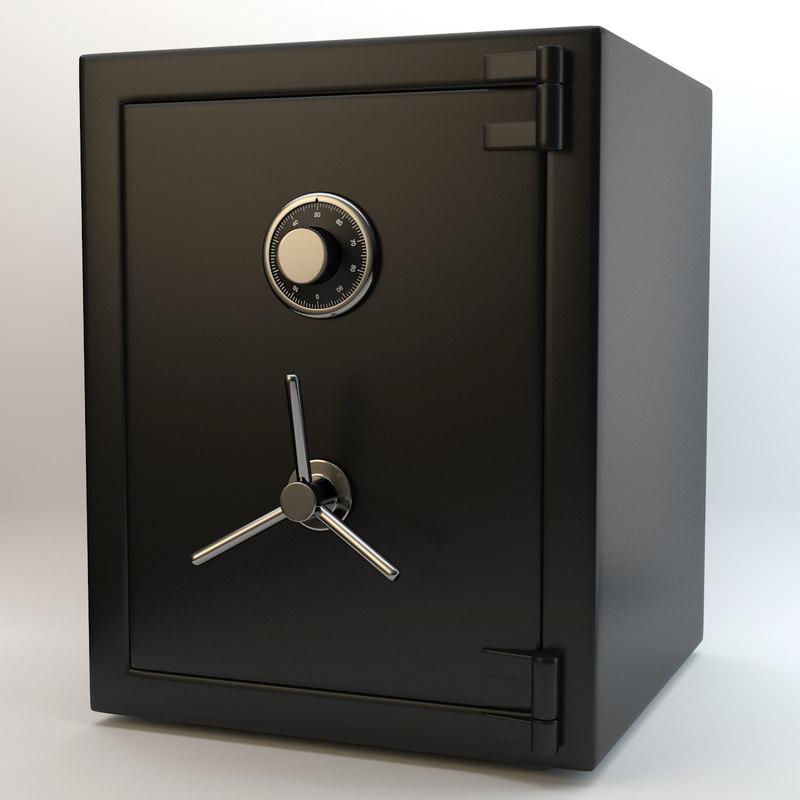 3d classic safe