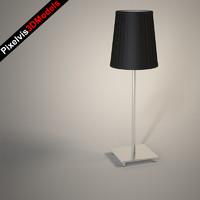 lamp ikea 3d model
