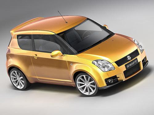 Suzuki Swift Sport >> Suzuki Swift Sport