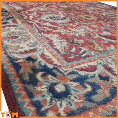 persian carpet 3d model