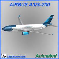 Airbus A330-200 Mexicana