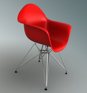 free 3ds mode eames chair