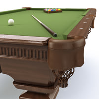 Pool table 8ft classic
