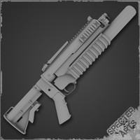 Standalone M203
