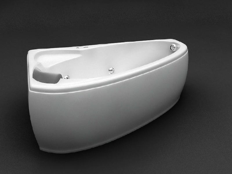 corner bath 3d model