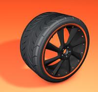 Wheel-Toyo tyre